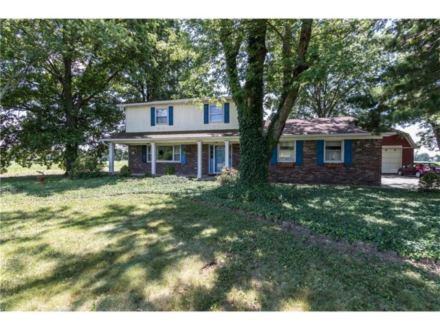 6255 W 900 N, Fountaintown, IN 46130 (MLS #21492855) :: RE/MAX Ability Plus