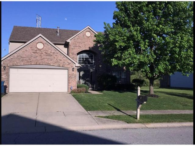 6003 Peregrine Boulevard, Indianapolis, IN 46228 (MLS #21493022) :: Indy Scene Real Estate Team