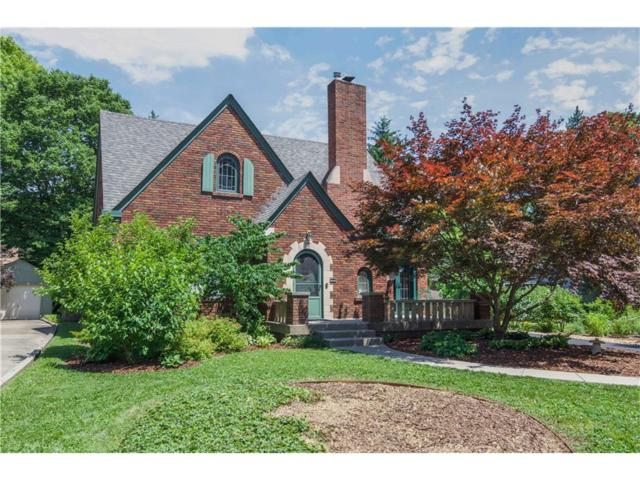 5435 N Capitol Avenue, Indianapolis, IN 46208 (MLS #21493028) :: Indy Scene Real Estate Team