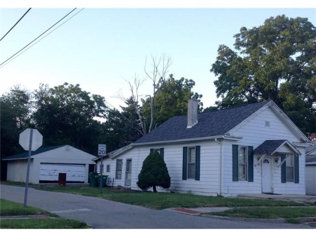 302 E Penn Street, Westfield, IN 46074 (MLS #21493065) :: Heard Real Estate Team