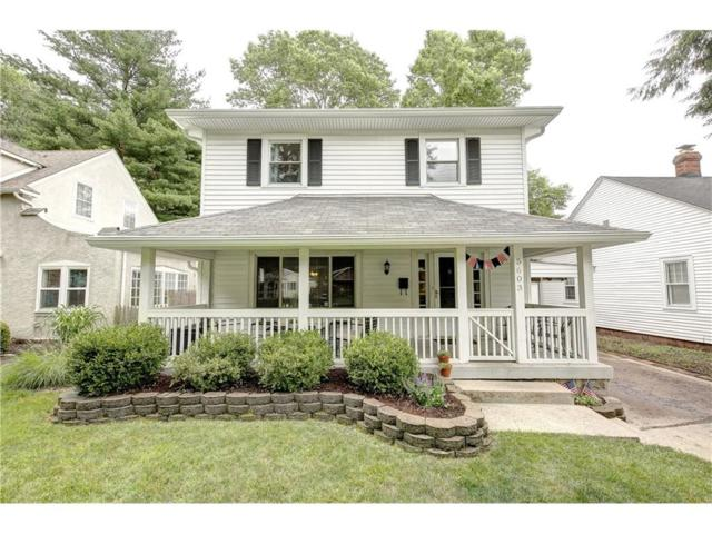 5603 Guilford Avenue, Indianapolis, IN 46220 (MLS #21493153) :: Indy Scene Real Estate Team