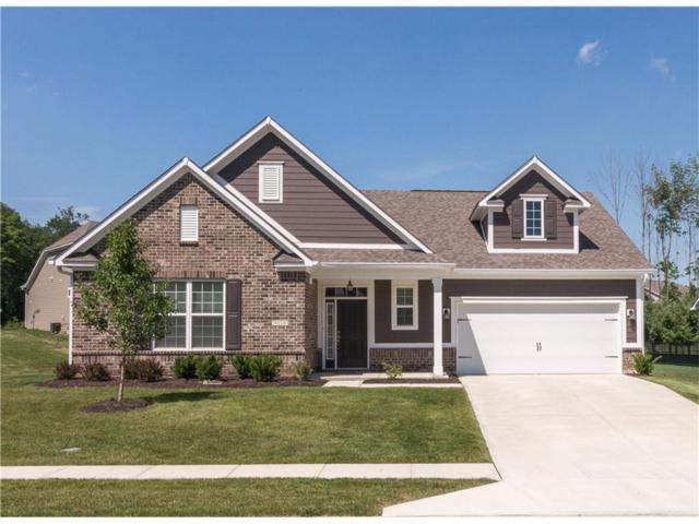 6110 Stonehenge Boulevard, Noblesville, IN 46062 (MLS #21493164) :: Heard Real Estate Team