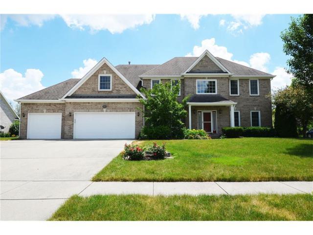 9705 Autumn Way, Zionsville, IN 46077 (MLS #21493176) :: Heard Real Estate Team