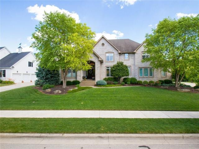16145 Brookhollow Drive, Westfield, IN 46062 (MLS #21493198) :: Heard Real Estate Team