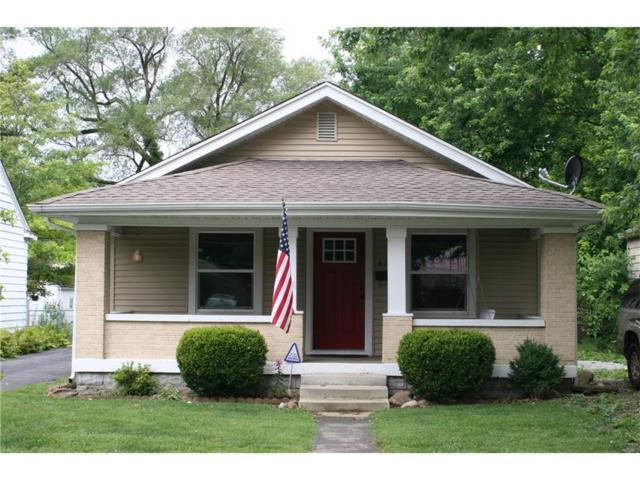6174 Crittenden Avenue, Indianapolis, IN 46220 (MLS #21493318) :: Mike Price Realty Team - RE/MAX Centerstone