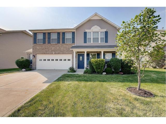 10710 Brighton Knoll Parkway N, Noblesville, IN 46060 (MLS #21493321) :: Heard Real Estate Team