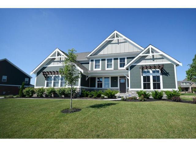 3260 Wildlife Trail, Zionsville, IN 46077 (MLS #21493331) :: Heard Real Estate Team