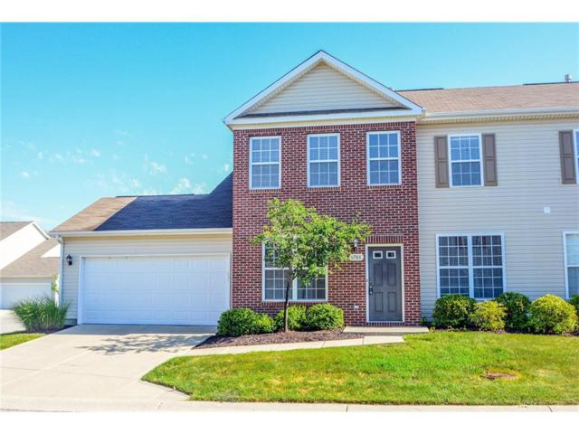 9708 Springcress Drive, Noblesville, IN 46060 (MLS #21493345) :: Heard Real Estate Team