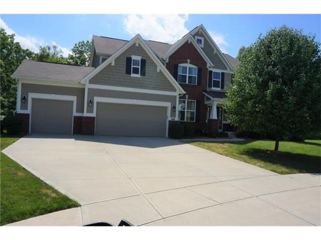 5340 Chaparral Court, Plainfield, IN 46168 (MLS #21493387) :: Heard Real Estate Team