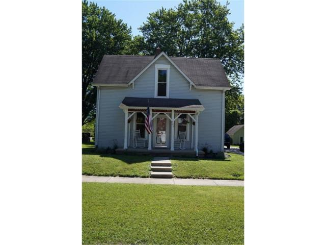 205 N Main Street, Mooresville, IN 46111 (MLS #21493436) :: Mike Price Realty Team - RE/MAX Centerstone