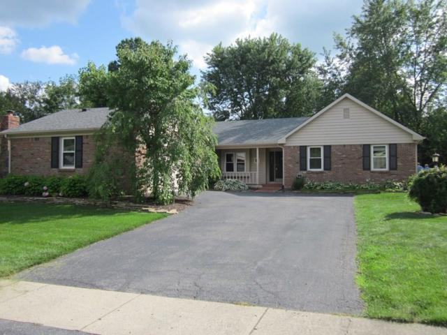 8125 Castle Cove Road, Indianapolis, IN 46256 (MLS #21493544) :: The Gutting Group LLC