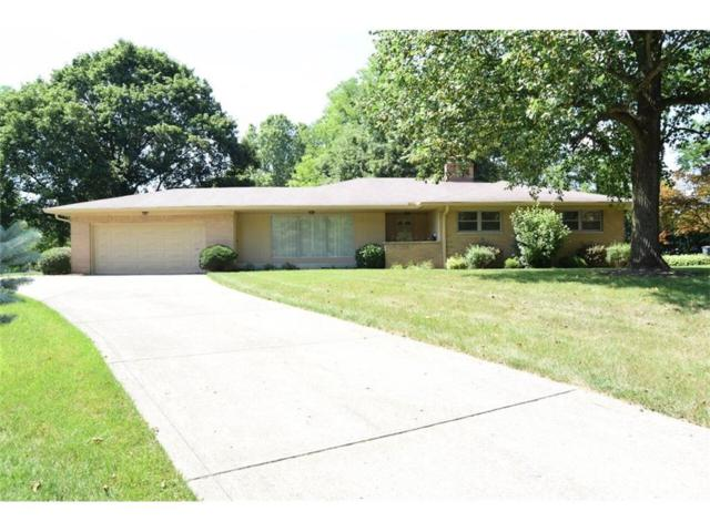 3926 Channing Circle, Indianapolis, IN 46240 (MLS #21493700) :: Indy Scene Real Estate Team