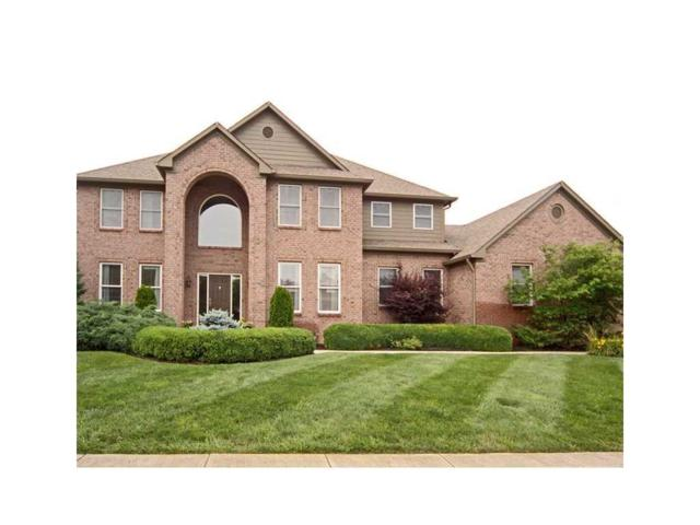 7540 Timberfield Lane, Indianapolis, IN 46259 (MLS #21493710) :: RE/MAX Ability Plus