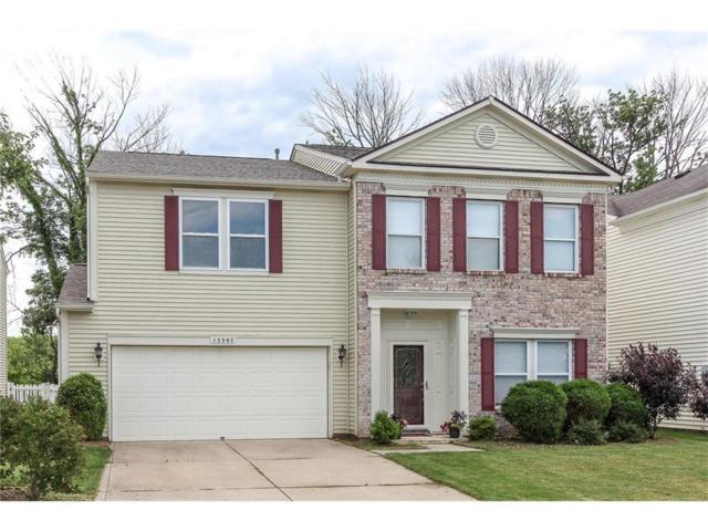 13397 Allegiance Drive, Fishers, IN 46037 (MLS #21493731) :: Heard Real Estate Team