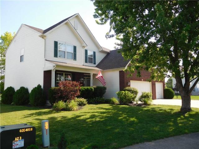 5546 Patriot Place, Greenwood, IN 46142 (MLS #21493733) :: Heard Real Estate Team