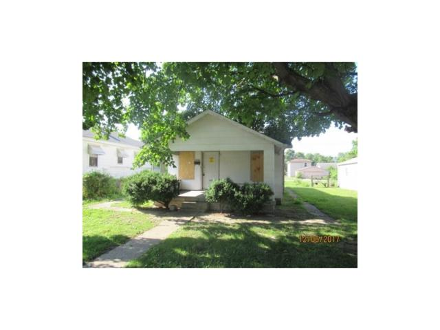 3843 E 11th Street, Indianapolis, IN 46201 (MLS #21493778) :: Indy Scene Real Estate Team
