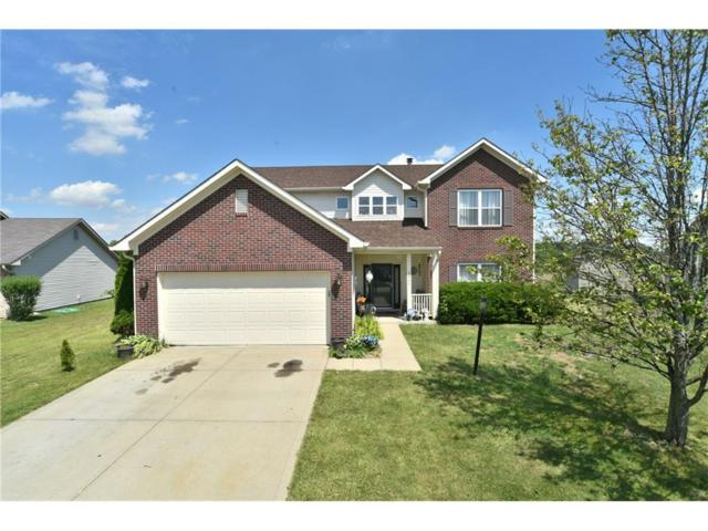1007 Treyburn Green Drive, Indianapolis, IN 46239 (MLS #21493779) :: RE/MAX Ability Plus