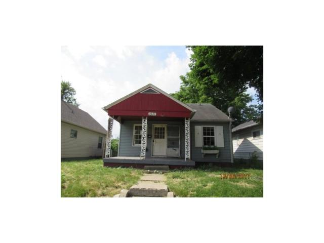 1537 Finley Avenue, Indianapolis, IN 46203 (MLS #21493821) :: Indy Scene Real Estate Team