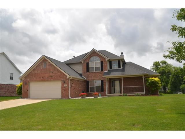 6225 W Parker Lane, New Palestine, IN 46163 (MLS #21493850) :: RE/MAX Ability Plus