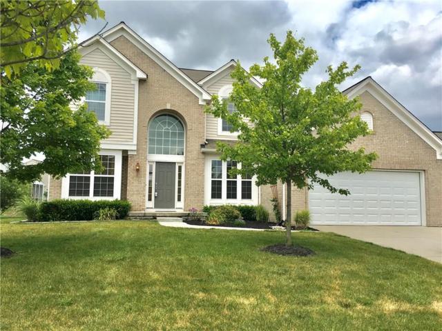 11692 Kittery Drive, Fishers, IN 46037 (MLS #21493856) :: Heard Real Estate Team