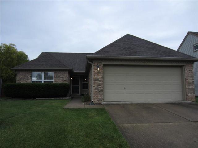 11082 Lake Run Drive, Fishers, IN 46038 (MLS #21493857) :: Heard Real Estate Team