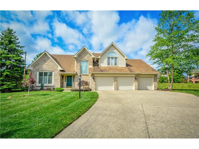 14605 Shower Court, Carmel, IN 46032 (MLS #21493870) :: Heard Real Estate Team