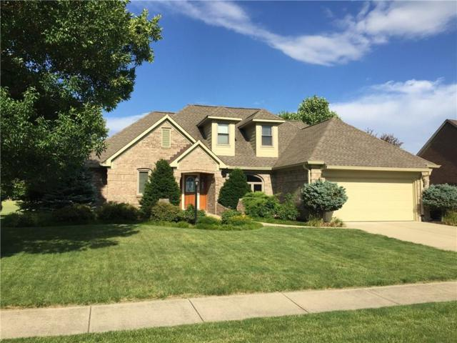 1707 Hunters, Brownsburg, IN 46112 (MLS #21493876) :: Mike Price Realty Team - RE/MAX Centerstone
