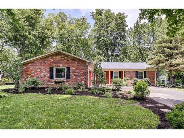 106 Harmony Rd, Carmel, IN 46032 (MLS #21493888) :: Heard Real Estate Team