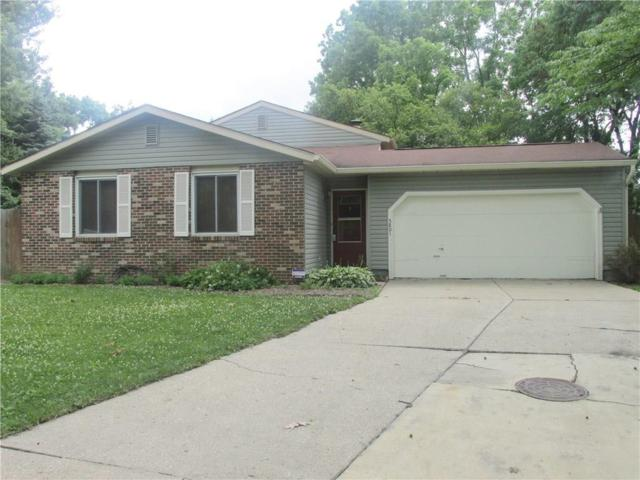 5801 Baron Court, Indianapolis, IN 46250 (MLS #21493902) :: Heard Real Estate Team