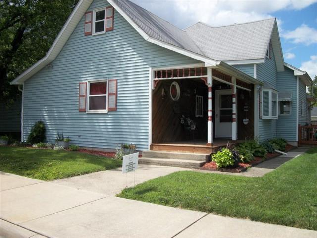 113 W Michigan Street, Fortville, IN 46040 (MLS #21493918) :: RE/MAX Ability Plus