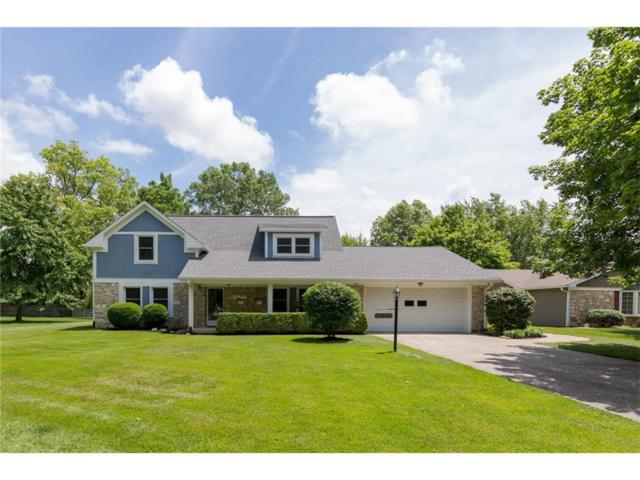 9711 Sycamore Road, Carmel, IN 46032 (MLS #21493922) :: Heard Real Estate Team