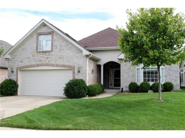 8407 Helmsley Court, Fishers, IN 46038 (MLS #21493946) :: Heard Real Estate Team