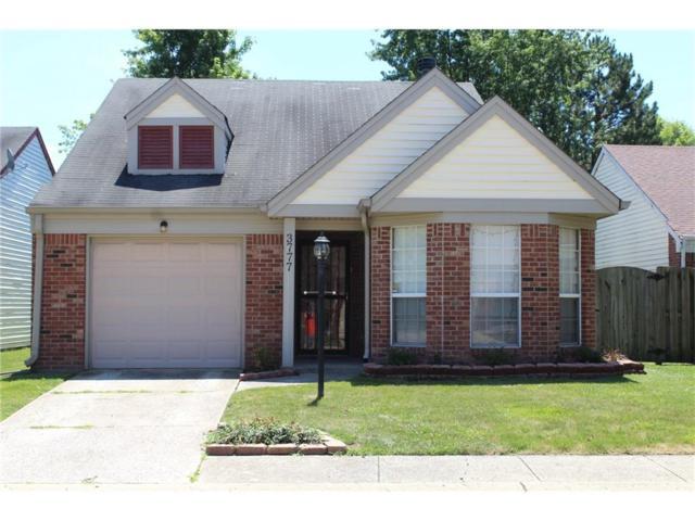 3777 Riverwood Drive, Indianapolis, IN 46214 (MLS #21493977) :: Heard Real Estate Team