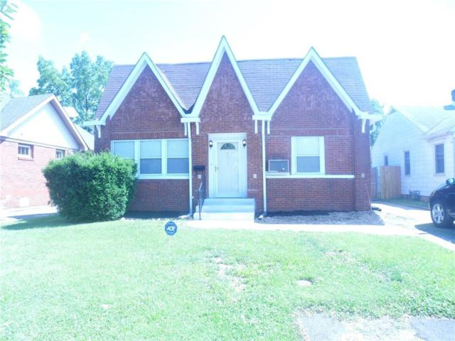4015 E 34th Street, Indianapolis, IN 46218 (MLS #21493985) :: Heard Real Estate Team