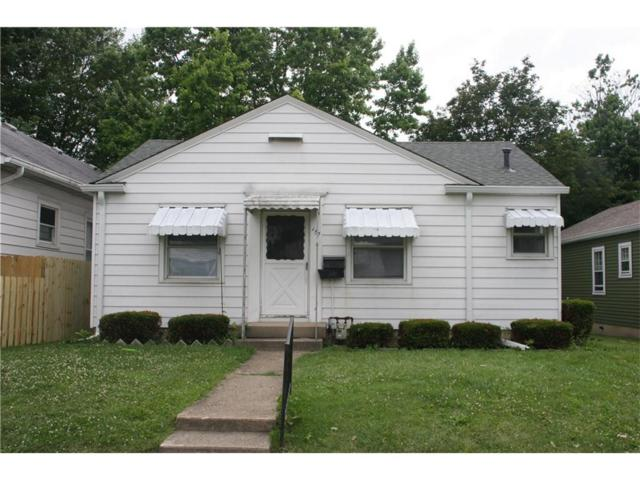 150 S 5th Avenue, Beech Grove, IN 46107 (MLS #21493990) :: Heard Real Estate Team