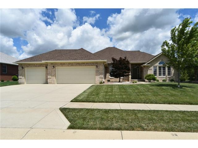 2310 Oak Drive, Clayton, IN 46118 (MLS #21493995) :: Mike Price Realty Team - RE/MAX Centerstone