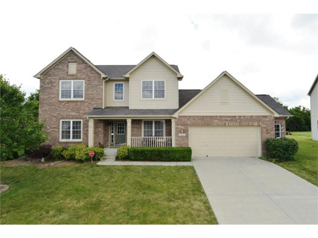 7634 Ockley Lane, Indianapolis, IN 46259 (MLS #21494033) :: RE/MAX Ability Plus