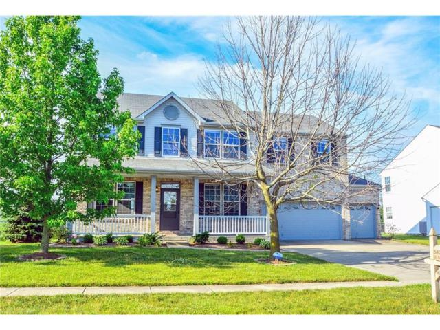 5829 W Bayfield Drive, Mc Cordsville, IN 46055 (MLS #21494062) :: RE/MAX Ability Plus