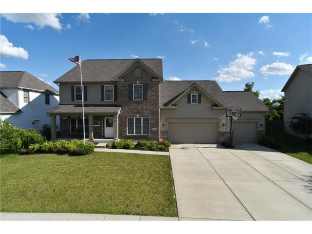 7642 Ockley Lane, Indianapolis, IN 46259 (MLS #21494070) :: RE/MAX Ability Plus