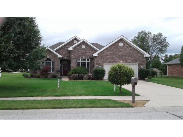3960 S Harting Farms Drive, New Palestine, IN 46163 (MLS #21494073) :: RE/MAX Ability Plus
