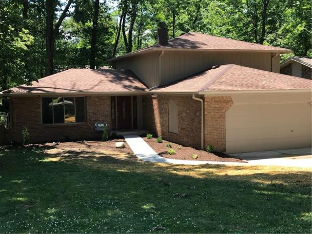 925 Sleepy Hollow Place, Greenwood, IN 46142 (MLS #21494154) :: Mike Price Realty Team - RE/MAX Centerstone