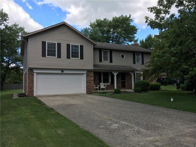 4 Cameron Lane, Greenfield, IN 46140 (MLS #21494189) :: Indy Plus Realty Group- Keller Williams