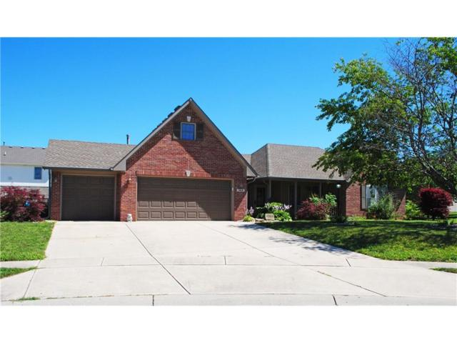 1412 Finnegan Court, Indianapolis, IN 46217 (MLS #21494252) :: Indy Plus Realty Group- Keller Williams