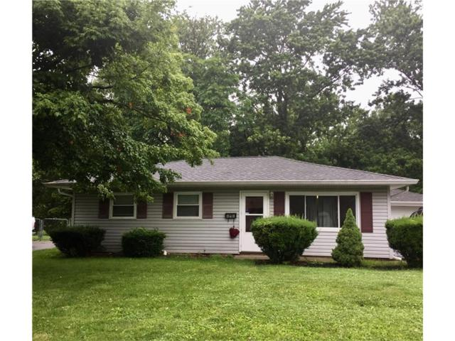 430 W William Drive, Brownsburg, IN 46112 (MLS #21494287) :: Mike Price Realty Team - RE/MAX Centerstone