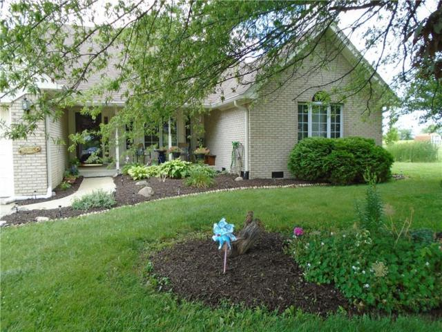 1302 S 600 E, Greenfield, IN 46140 (MLS #21494340) :: RE/MAX Ability Plus