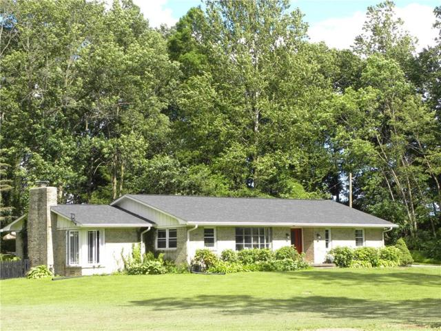 8173 N Troy Road, Greenfield, IN 46140 (MLS #21494404) :: RE/MAX Ability Plus