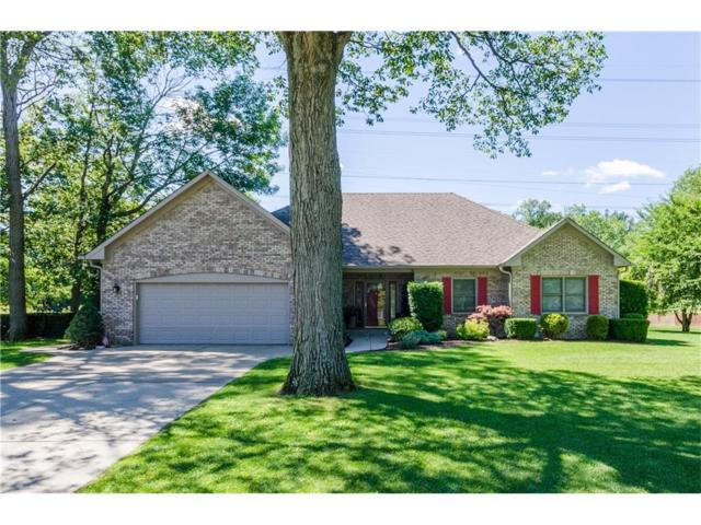6793 W Colonial Drive, Greenfield, IN 46140 (MLS #21494428) :: RE/MAX Ability Plus