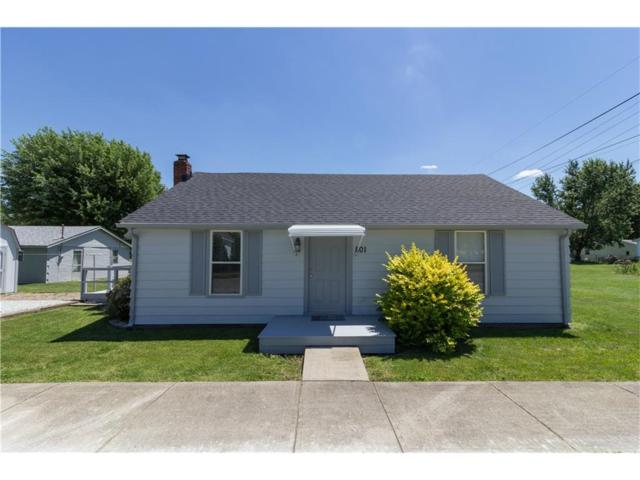 801 South Street, Shirley, IN 47384 (MLS #21494493) :: Indy Plus Realty Group- Keller Williams