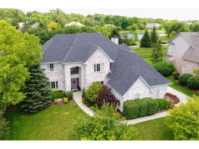 11682 Arborhill Drive, Zionsville, IN 46077 (MLS #21494500) :: Indy Plus Realty Group- Keller Williams
