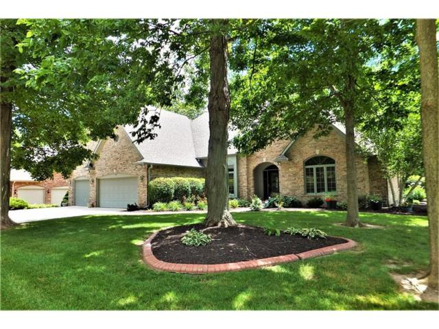 7407 Yorkshire Boulevard N, Indianapolis, IN 46229 (MLS #21494509) :: RE/MAX Ability Plus